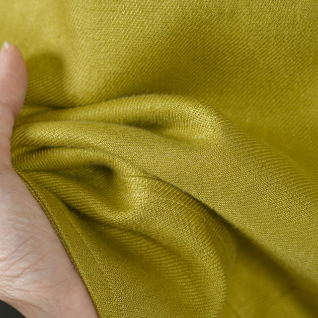 【wafu プレミアムリネン】リネン ライダース ジャケット wafu史上最高の上質リネン 高密度 総裏地仕様リネン100% ダブルライダース アウター シネマでみたワンシーンのランダース/シャトルーズグリーン h047b-sgn2-m