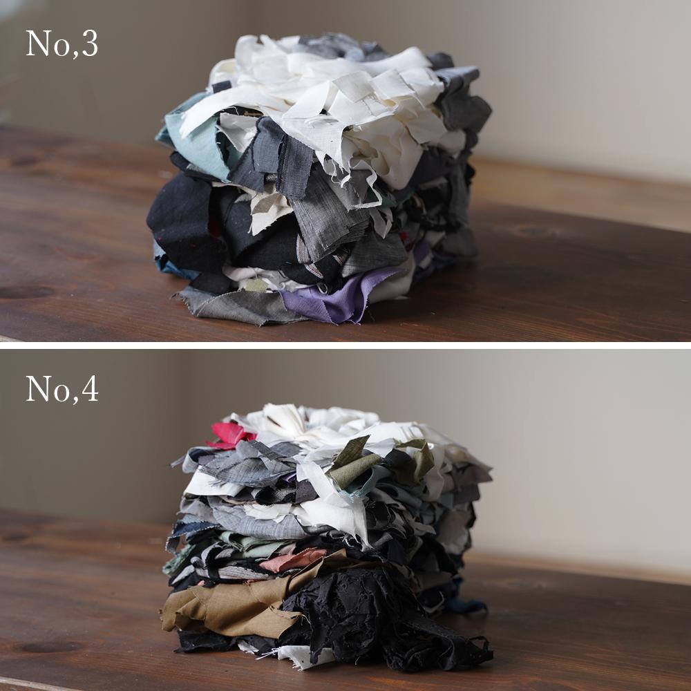 【wafu】【日々価格変動あり!】がばっと入っています! そのまま詰め込み リネンはぎれBOX!小物雑貨 アート 手芸 刺し子 織物にも たっぷり 1.5kg以上 60サイズ / アソート z000u